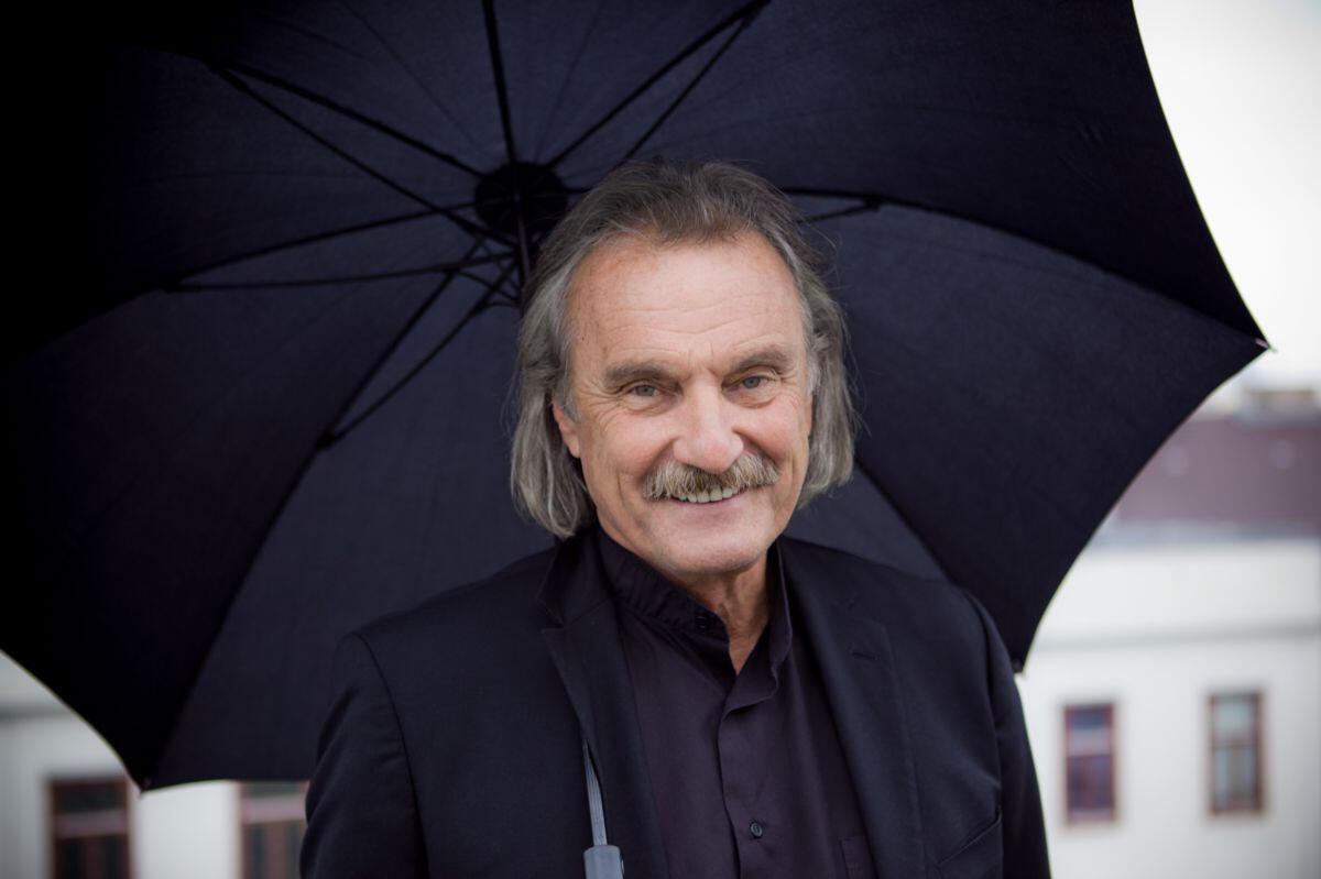 Christoph Ransmayr, Bild Magdalena Weyrer