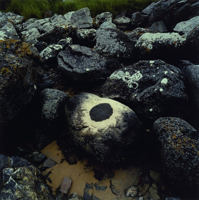 Aus der Serie Sandstone, Collieston, Aberdeenshire