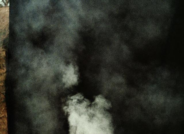 Aus der Serie Rauch: Rauch # 6