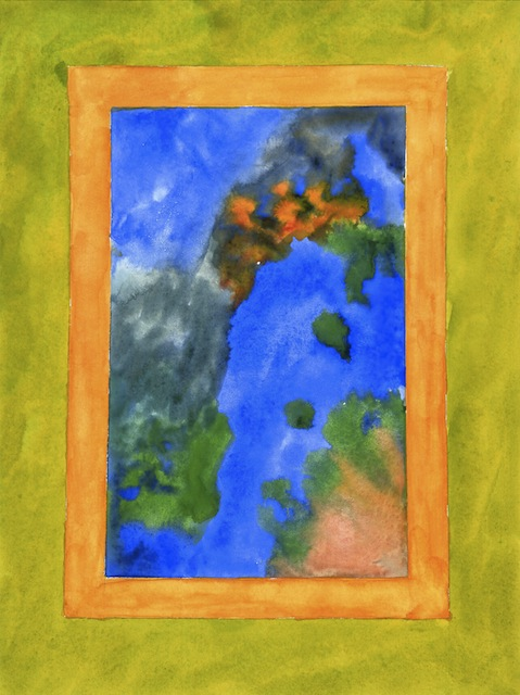 Aus der Serie Bildräume